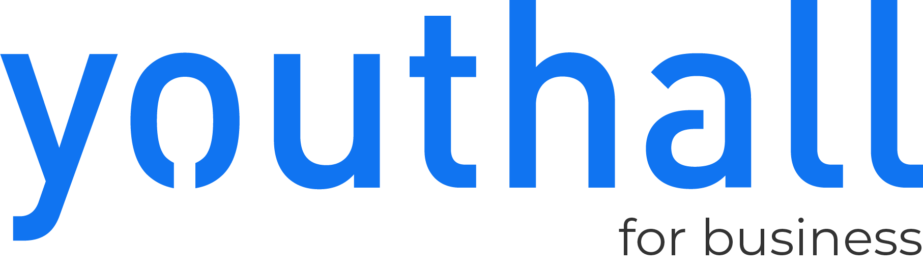 Youthall Logo For Business